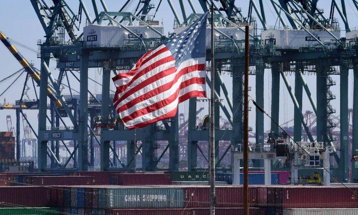 2019 fue un buen año para los puertos de EE.UU.