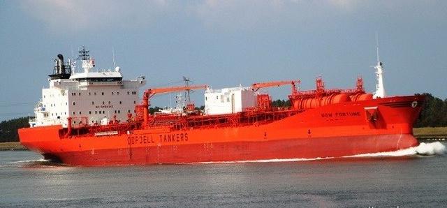 Bow Fortune colisiona con un barco de pesca dejando 1 muerto y 2 desaparecidos