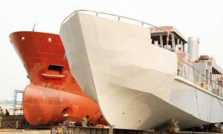 Damen está listo para desarrollar la construcción naval en Bangladesh
