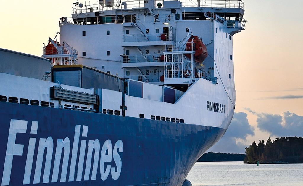 Finnlines encarga dos barcos Ro-Pax Superstar