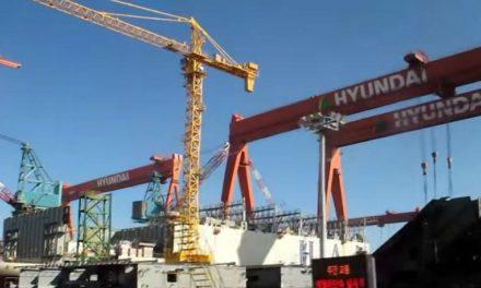 Hyundai Heavy Industries Group establece nuevo objetivo de pedidos para 2020