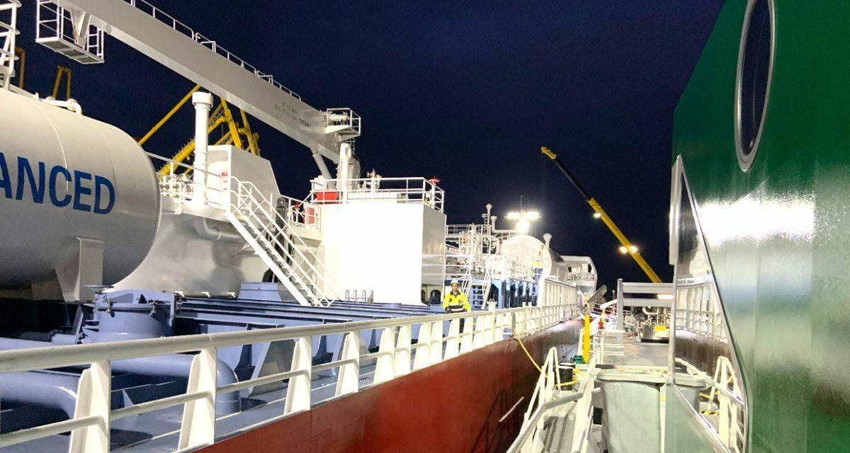 Las opciones de reabastecimiento de GNL en Europa crecen para satisfacer la demanda multimodal