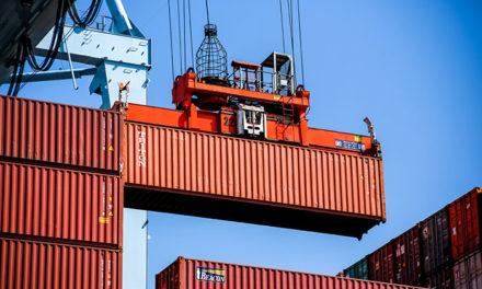 Los volúmenes de los puertos de Carolina del Sur siguen creciendo a pesar de la guerra comercial