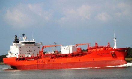 Termina la búsqueda de pescadores desaparecidos tras la colisión con un petrolero