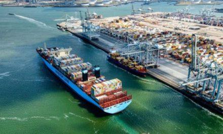 La desaceleración del comercio mundial afecta los volúmenes del puerto de Rotterdam