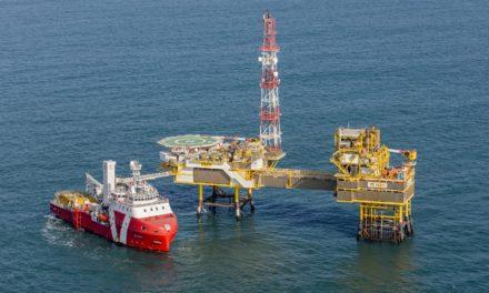 BP extiende un contrato multimillonario de buques con Vroon Offshore Services