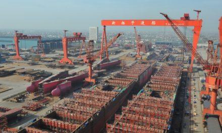 Ex presidente del China Shipbuilding Industry Equipment and Materials es condenado a 11 años de prisión
