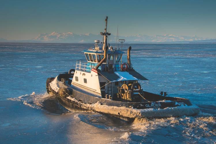 Cook Inlet Tug & Barge incorpora un remolcador de poco calado a la flota