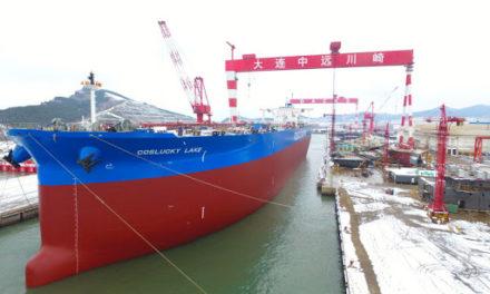 China Merchants Financial Leasing ordena un par de ultramax para el flete de Wah Kwong Maritime Transport