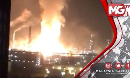 Cinco fallecidos en el incendio de una refinería en Malasia