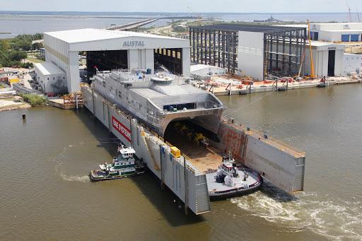 Colonna's gana un contrato de 8,9 millones de dólares en su dique seco de Spearhead