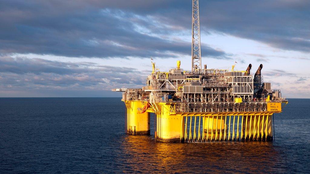 Compañía Equinor está autorizada para perforar un pozo en el Mar del Norte