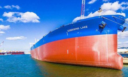 Cosco Shipping Energy invierte en la expansión de su flota