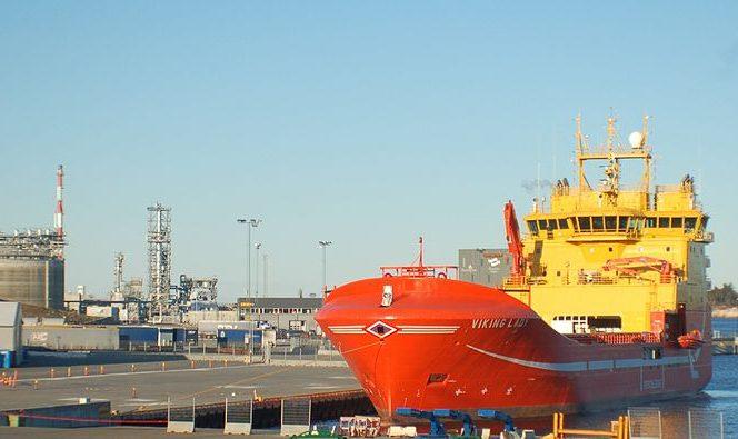Eidesvik asegura más trabajo para el buque Viking Lady