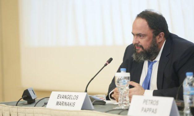 El armador griego Marinakis se encuentra en auto aislamiento por coronavirus