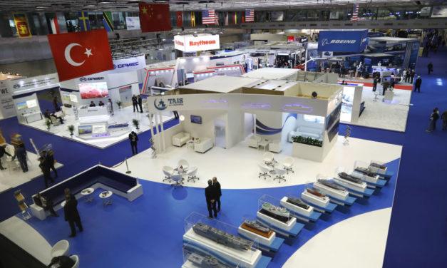 El evento de defensa y seguridad marítima «DIMDEX» 2020 ha sido cancelado