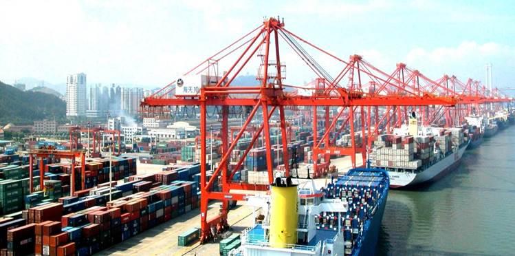 El puerto de Fuzhou agrega dos nuevos atracaderos