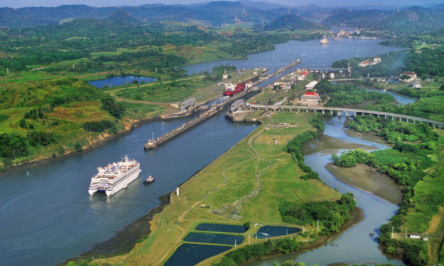 Canal de Panamá ayudó al planeta a ahorrar más de 13 millones de toneladas de CO2 en 2020