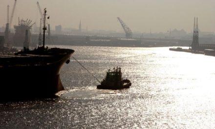 El Puerto de Amberes adopta medidas estrictas para seguir funcionando