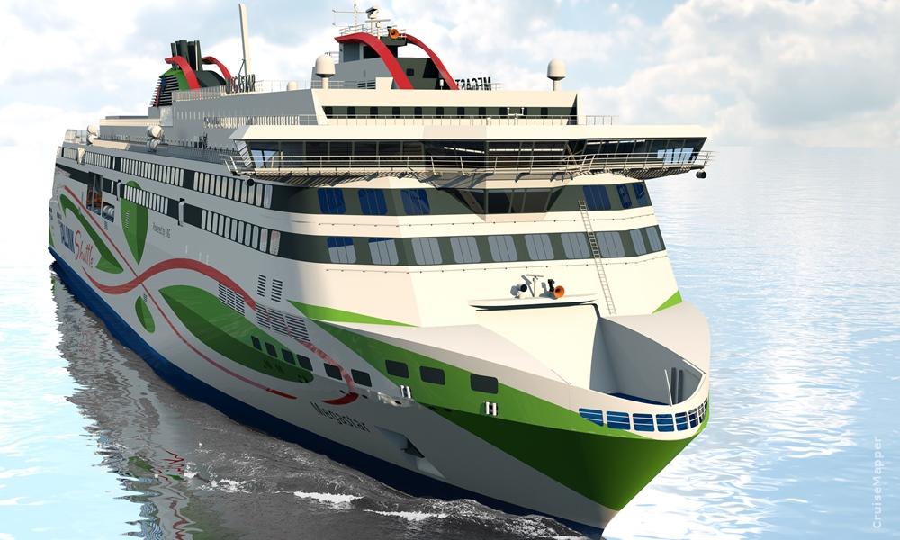 El «Tallink Grupp» de Estonia ha encargado cinco motores principales de doble combustible