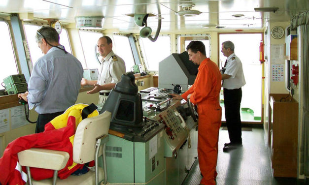 El coronavirus provoca grandes desafíos para los tripulantes de buques mercantes