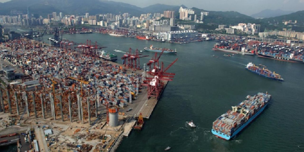 HongKong Chaoshang Group sale del mercado de fletes