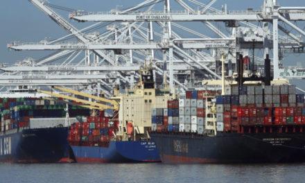 La flota griega reduce el número de buques pero aumenta el tonelaje