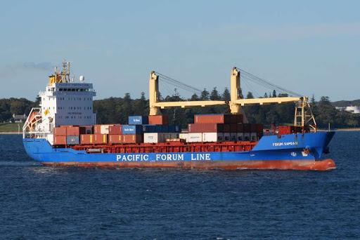 La compañía Neptune Pacific Line adquiere la línea directa del Pacífico