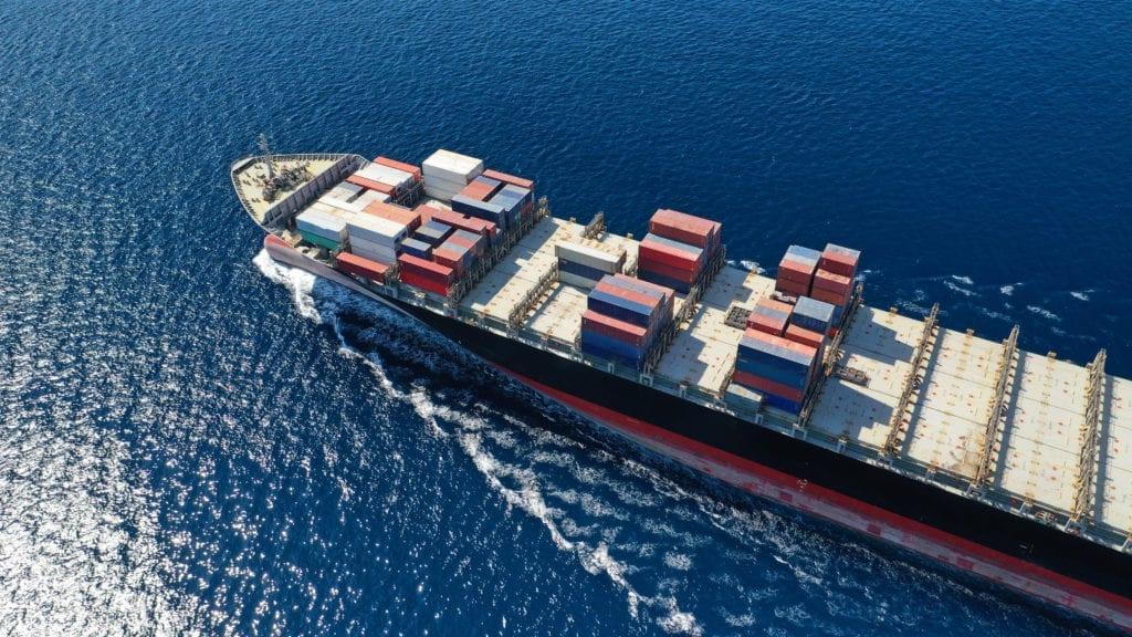 Los buques portacontenedores en «Blank Sailing» se reducen al disminuir el impacto del coronavirus