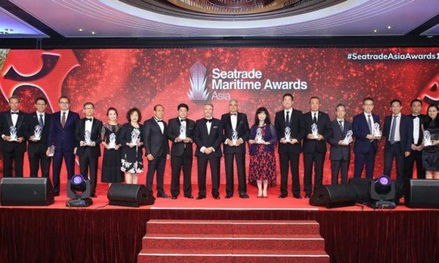 Los prestigiosos premios Seatrade Maritime Awards de Asia volverán a Singapore el 23 de junio de 2020