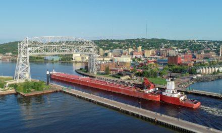La Autoridad Portuaria de Duluth Seaway otorgó una subvención de 10,5 millones de dólares para infraestructura