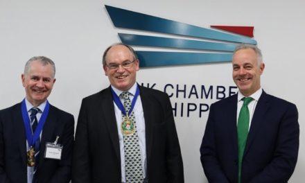 La Cámara de Transporte Marítimo del Reino Unido cambia de dirección, publica un nuevo plan estratégico
