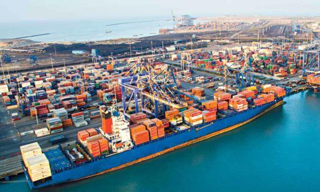 Las escalas de los buques disminuyen drásticamente en los puertos de la India
