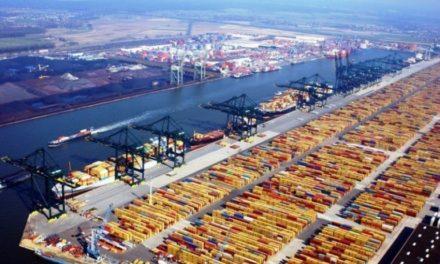 Los puertos europeos y americanos están a punto de sufrir una congestión