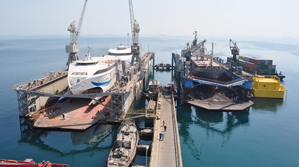 Milaha amplía la reparación de buques con un nuevo dique flotante