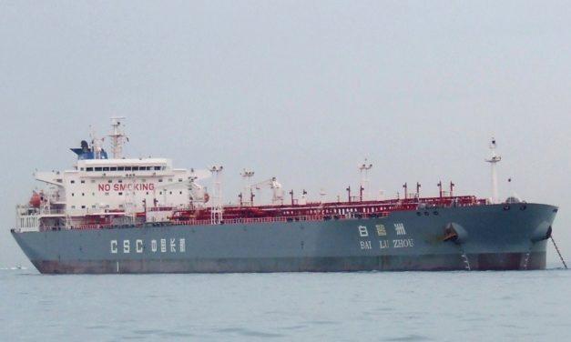 Nanjing Tanker ha encargado un nuevo buque quimiquero