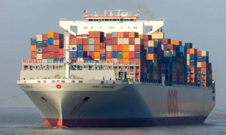 OOCL compra cinco buques de 23.000 toneladas en los astilleros Cosco por 778 millones de dólares