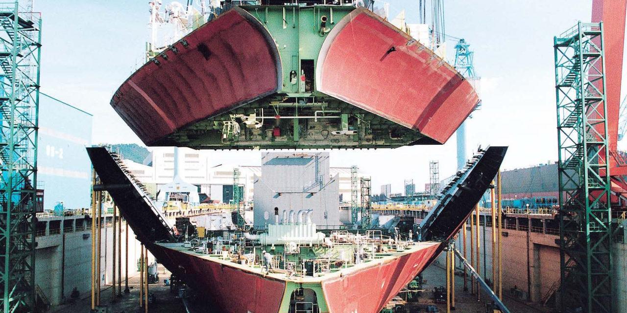 RAMSSES: una nueva era de materiales ligeros en la construcción naval esta por llegar