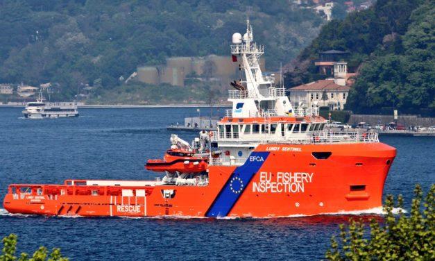 Sentinel Marine asegura trabajo en el Mar del Norte para sus buques de emergencia y rescate