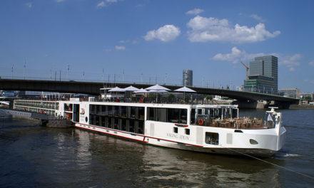 Viking Line suspende las operaciones de sus crucero por el brote de Covid-19