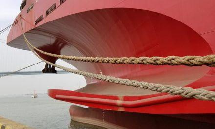 Wärtsilä impulsó el nuevo ferry de Navimag para navegar por las aguas del sur
