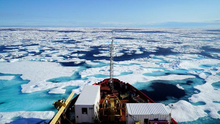 la tecnología de ABB está fomentando un futuro sostenible para el transporte marítimo en el Ártico