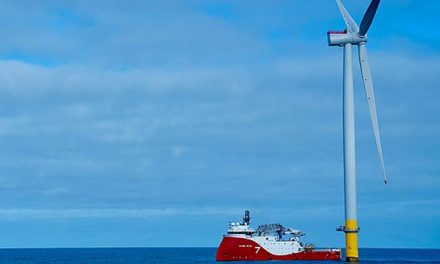 A la compañía Subsea 7 se le otorgó un importante contrato en el Mar del Norte