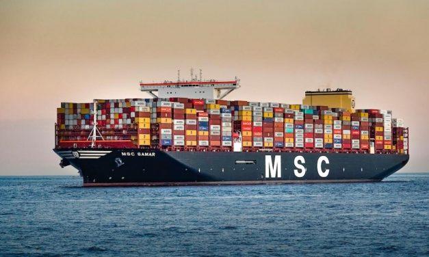 Alphaliner: La flota de portacontenedores va a llegar a los 3 millones de TEU