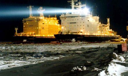 Atomflot ordena un nuevo buque rompehielos nuclear