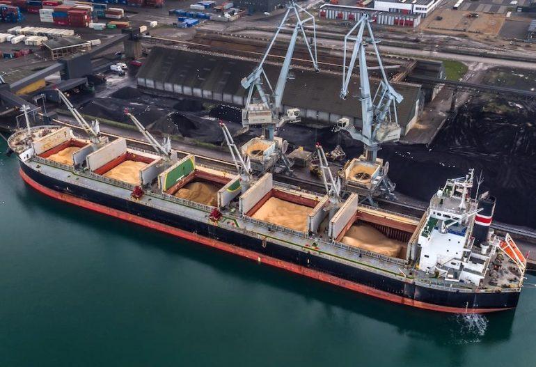 Brasil establece nuevos récords de exportación de soja
