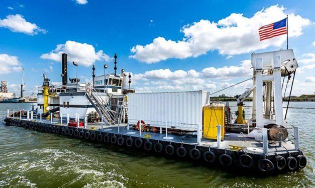 Callan Marine obtiene un contrato de dragado de 98 millones de dólares para profundizar el canal de navegación de Corpus Christi