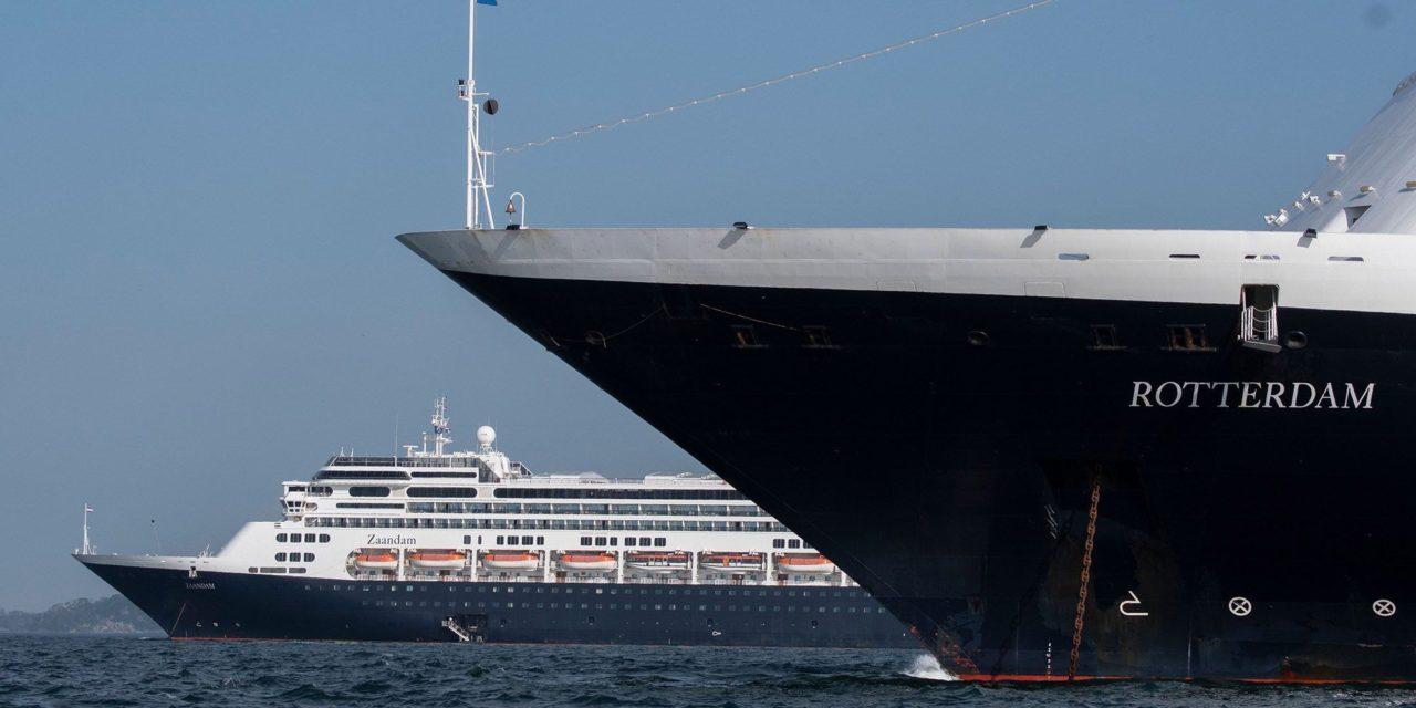 Caridad Marítima Mundial le dice a los tripulantes de cruceros que no pierdan la esperanza