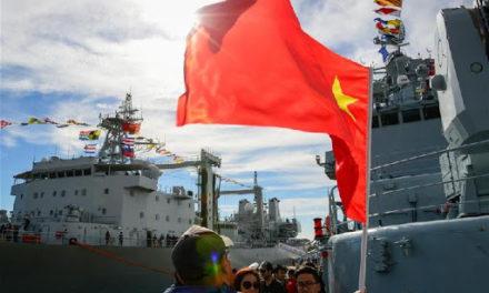 China impide la entrada de la tripulación de un barco de ultramar