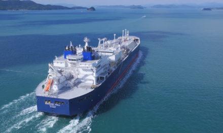 Cosco Shipping Energy Transportation creará una empresa conjunta de GNL